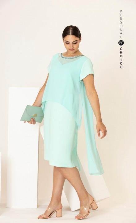 Personal Choice SS20 - Mint Green Dress