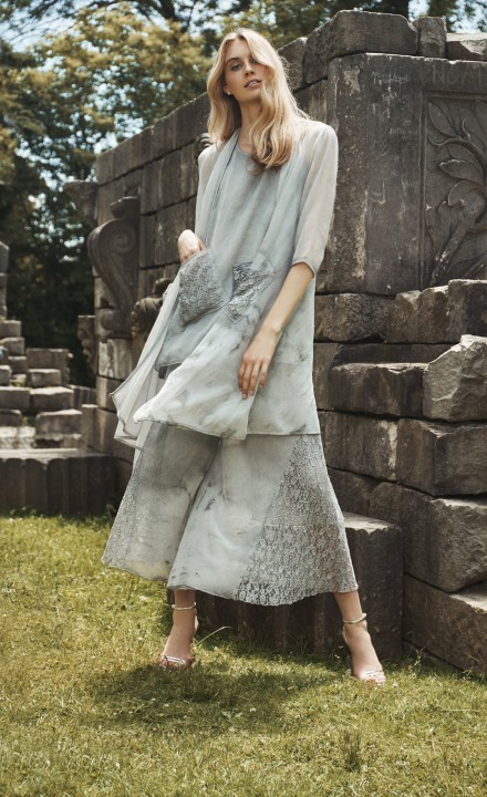 Picadilly SS20 - Grey Dress